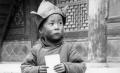 His Holiness the 14th Dalai Lama, Tenzin Gyatso at four years old