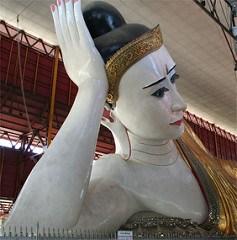 Reclining Buddha, Burma. Photo: © John Aske