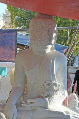 Burmese Buddha Photo © Sir John Aske