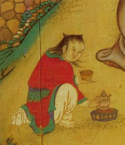 Great Man Tea Detail