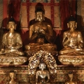 Tibetan Buddhist Shrine Room