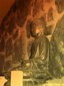 Amida Buddha Japan. Courtesy GBC