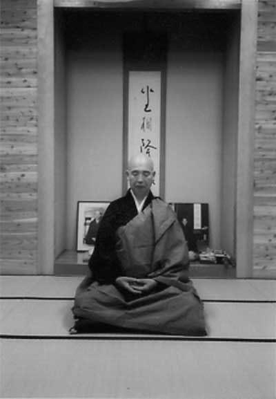 Zazen is Buddha (1/5)