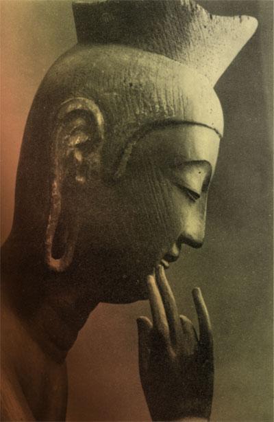 Maitreya Buddha C7-Japan