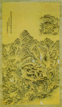 Korean Son Temple, possibly Songwansa