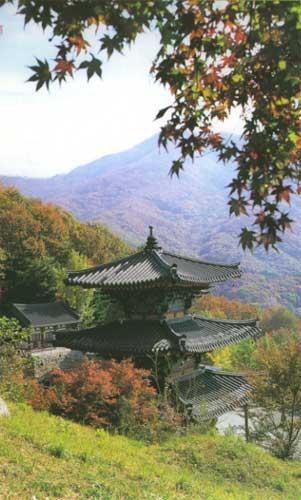 Korean pagoda