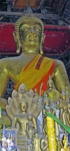 Gold Buddha © Janet Novak