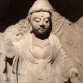 Stone Buddha. Photo: © David Blanco