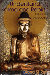 Understanding Karma and Rebirth A Buddhist Perspective by Diana St Ruth