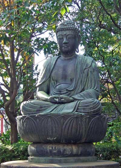 Zazen is Buddha (4/5)