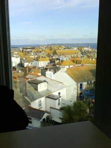 Roof view St Ives
