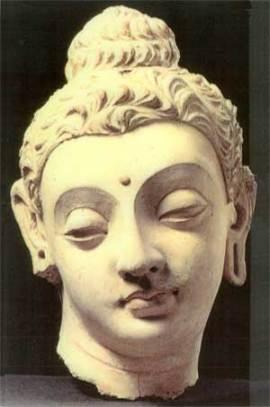 Gandhara Buddha JA