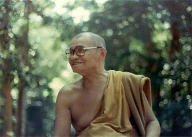 Photo: Ajahn Chah © forestsangha.org