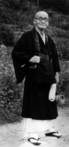 Sawaki Roshi