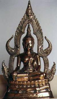 Earth Touching Buddha © BPG