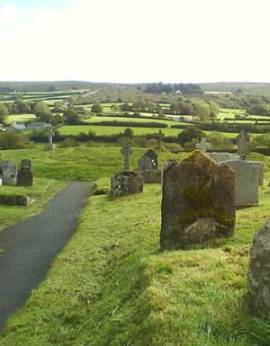 Widecombe-in-the-Moor, Dartmoor, Devon