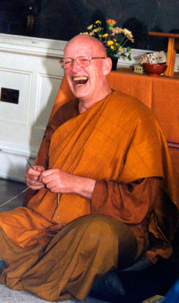 Developing an attitude towards meditation, by Ajahn Sumedho (1/2)