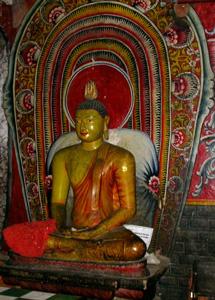 Buddha Sri Lanka. Photo: © PaulHeatley