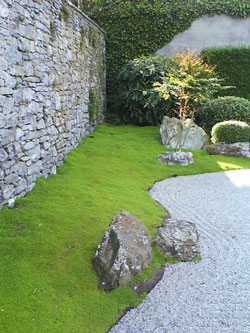Dartington Zen Garden