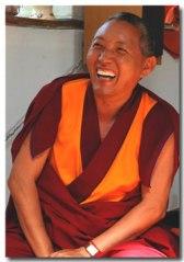 Geshe Tashi Tsering. Photo: © Jamyang Buddhist Centre