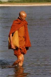 Monk Crossing River. Photo © Lisa Daix