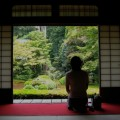 Repose at Unryu-in Photo © @KyotoDailyPhoto
