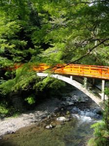 Shigetsu-bashi Photo: © @KyotoDailyPhoto