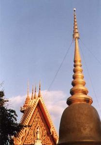 Temple tops. Photo © Lisa Daix
