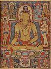 Buddha Ratnasambhava Central Tibet, a Kadampa Monastery, 1150-1225 Los Angeles County Museum of Art . wikipedia.org