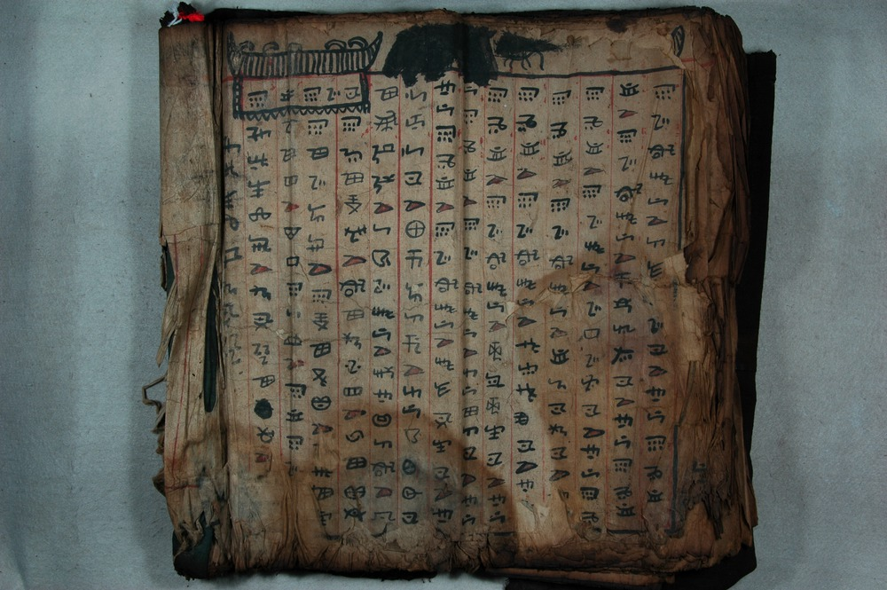 Sutra on expelling evils and begging fortunes. Click any photo to view full size gallery.