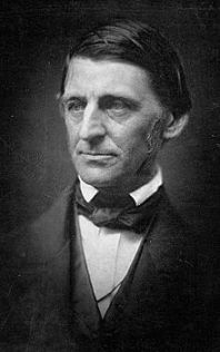 Ralph Waldo Emerson Photo:  wikipedia.org
