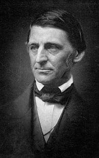 Ralph Waldo Emerson Photo:  wikipedia.org