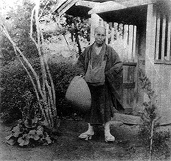 Katô Kôzan mid 40s. Photo: Arthur Braverman