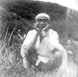 Photo of Sawaki Kôdô with thanks to Arthur Braverman