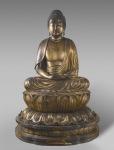 Amida Buddha, Momoyama Period (1568-1615) © Philadelphia Museum of Art