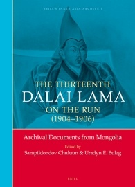 Cover image of Thirteenth Dalai Lama on the Run