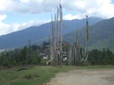 Gangtey Monastery in Bhutan, British Library endangeredarchives project. @bl_eap
