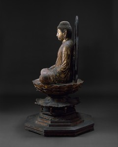 Buddha Amida, Lord of the Western Paradise or Pure Land