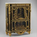 Drop-front secretary © The Metropolitan Museum of Art