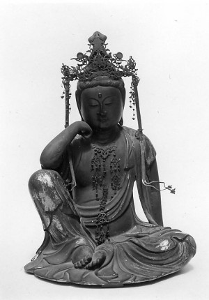 Nyoirin Kannon © The Metropolitan Museum of Art
