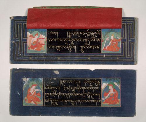 Guhyasamajatantra Illunminated manuscript