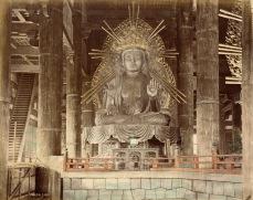 Daibutsu, Japan. 1865 Photograph, Los Angeles County Museum of Art (LACMA)