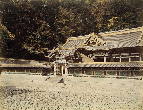 Buddhist Photographs of Japan in 1865 (5/6)