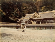 Iyeyasu Temple, Japan. 1865 Photograph, Los Angeles County Museum of Art (LACMA)