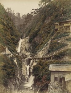 Metaki Waterfall, Japan. Photo Los Angeles County Museum of Art (LACMA)