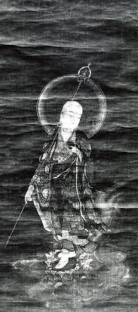 Mikaeri Jizō Bosatsu, Nanbokuchō period (1336–92)