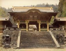 Sandai Shiogun, Japan1865