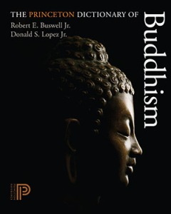 Cover of Princeton Dictionary of Buddhism