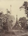 Rangoon. Near View of the [Shwe Dagon] Pagoda.