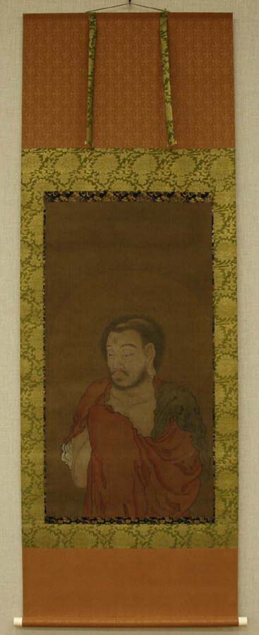 Shakyamuni Descending from the Mountain. 15th century Culture: Japan. © Metropolitan Museum of Art